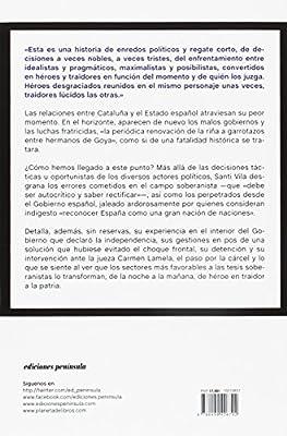 De héroes y traidores: El dilema de Cataluña o los diez errores del procés ATALAYA: Amazon.es: Vila, Santi: Libros