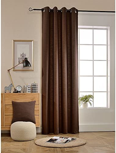 BOKO Blackout Curtains Window Curtains livingroom Curtains, 54X84 inches, Curtains for Bedroom, Curtains for Livingroom, Comes with a Pillow Cover in The Same Fabric