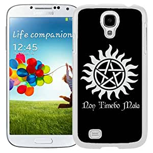 Beautiful And Unique Designed Case For Samsung Galaxy S4 I9500 i337 M919 i545 r970 l720 With Supernatural Pentagram Star (2) Phone Case