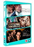 Titanic/the Man in the Iron Mask/Romeo and Juliet [Import anglais]