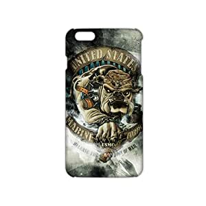 Evil-Store United States Marine Corps 3D Phone Case for iPhone 6