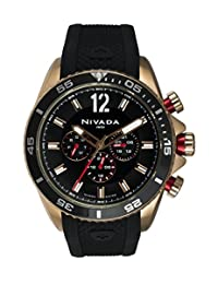 Nivada NP15502MDONR Reloj Análogo Sport para Hombre, Redondo