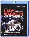 LadyMacBethofMtsensk (2 Discos) [Blu-Ray]