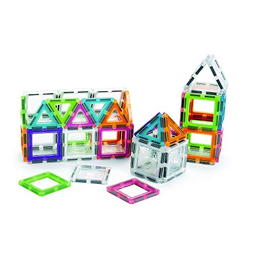 Excellerations Building Brilliance Frames and Clear Shapes - 116 Pieces (Item # BBFUNKIT) by Excellerations (Image #1)