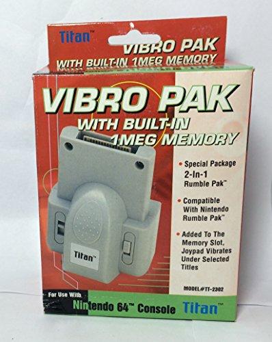titan-vibro-pak-with-built-in-1meg-memory-nintendo-64