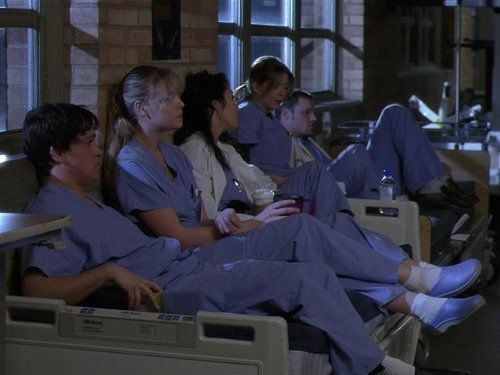 Greys Anatomy Tv Show (The First Cut Is The Deepest)