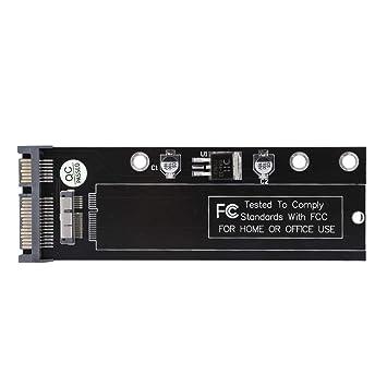 Adaptador convertidor de SSD, Adaptador convertidor de Disco Duro ...
