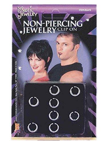 Theater Costume Jewelry (Non Piercing Body Jewelry Standard)
