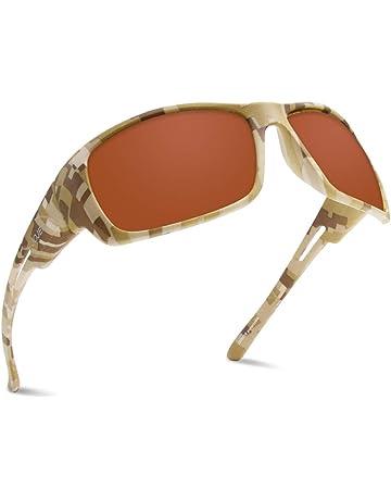 6f7624faa08 JOJEN Polarized Sports Sunglasses for men women Baseball Running Cycling  Fishing Golf Tr90 ultralight Frame JE001