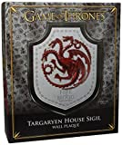 Game of Thrones Targaryen House Crest Wooden Plaque
