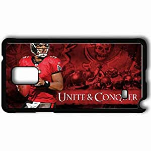 Personalized Samsung Note 4 Cell phone Case/Cover Skin 448 tampa bay buccaneers Black