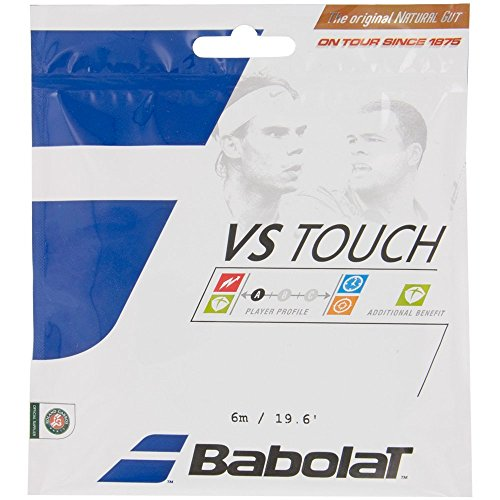 BABOLAT B281028-128H VS Touch BT7 16G Half Set Tennis ()