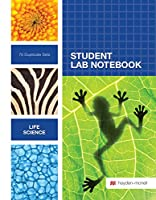 Life Sciences Student Lab Notebook: 70 Carbonless Duplicate Sets