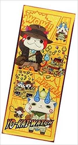 Yokai reloj Treasure Hunter Jibanyan Komasan Cool toalla (tipo C) COOLCORE Japón limited