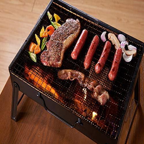 Nobran Grille en acier inoxydable pour barbecue