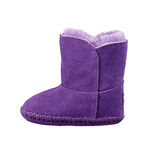 UGG Kids Baby Girl's Cabby (Infant/Toddler) Electric Purple Boot SM (US 2-3 Infant) M