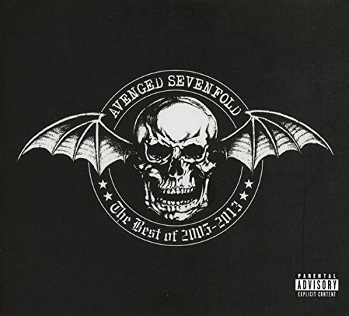 CD : Avenged Sevenfold - The Best Of 2005-2013 [Explicit Content] (CD)