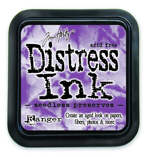 - Ranger Tim Holtz Distress Ink Pad, Seedless Preserves (DIS-32847)
