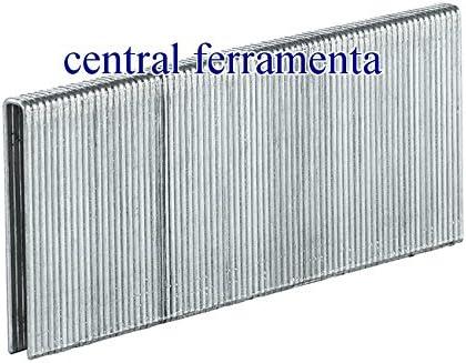 Einhell 41.378.61 3000 - Grapa (3000 grapas, Metal, Plata, DTA 25/1, DTA 25/2, 40 mm): Amazon.es: Oficina y papelería