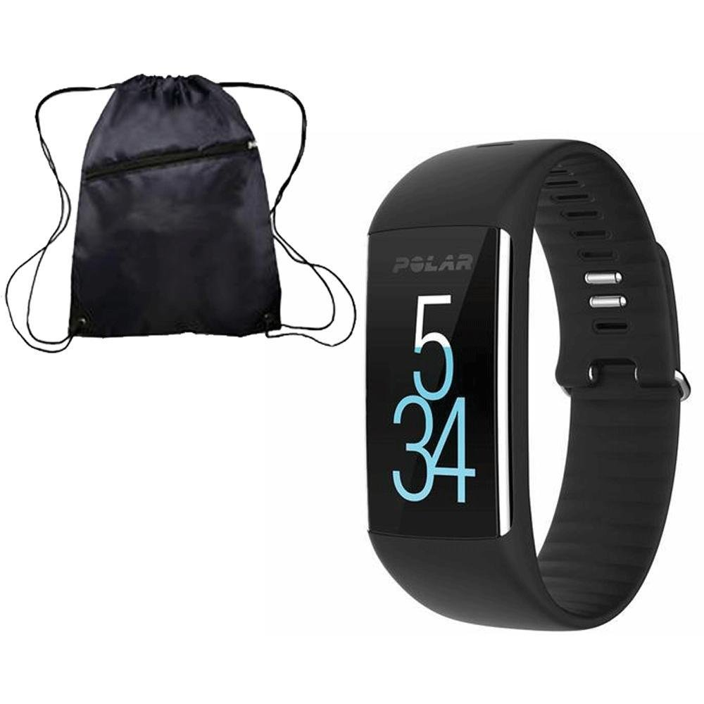 Polar 90057415K A360 Black Small With Bag