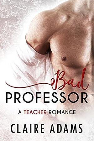 book cover of Bad Professor
