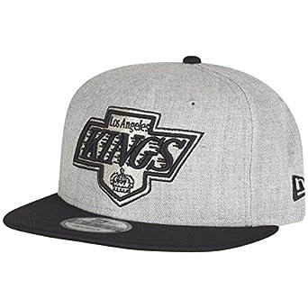 12567ca0ef0 New Era Men Caps   Snapback Cap Team Heather Mesh LA Kings VC ...