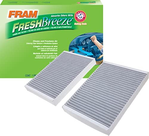Amazon.com: Fram cf10935 Fresh Breeze Filtro de Aire de ...