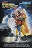 (11x17) Back to the Future II Michael J Fox Movie Poster