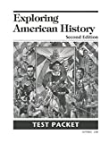 Exploring American History Test Packet