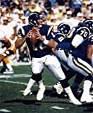 STAN HUMPHRIES SAN DIEGO CHARGERS 8X10 SPORTS ACTION PHOTO J