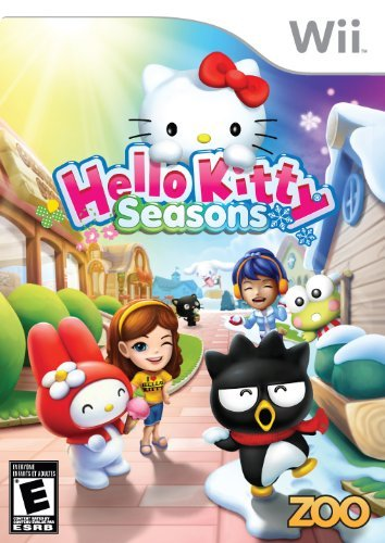 Hello Kitty Seasons - Nintendo Wii by Zoo Games