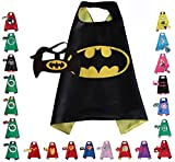 Super hero Cape and Mask, Children, Boys, Girls Dress Up Costume