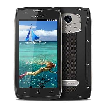 Blackview BV7000 PRO 4G Móvil de 5 Pulgadas Smartphone Impermeable ...