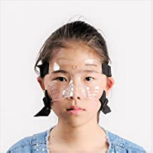 Qiancheng Nose Guard Face Shield, Protective Face Mask L5 Small Size with Padding for Children and Teenagers, QC-L5-S