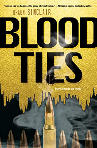 Blood Ties by [Sinclair, Shaun]
