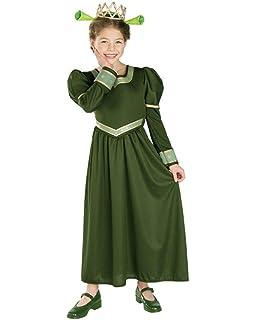 Horror-Shop traje de princesa Fiona M
