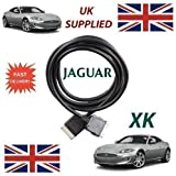 Cablesnthings all New Jaguar XK AH22-19H461-AA & LFS02400-001D Audio iPhone iPod Interface Cable replacement