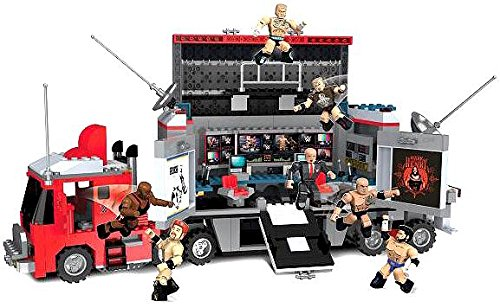 Stackdown Hauler Set 21061 WWE StackDown The Bridge direct by The Bridge Direct