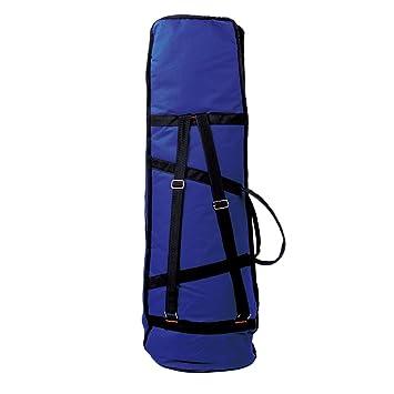 Bolsa de transporte para trombón, resistente al agua, con asa al hombro ajustable, con bolsillos de 5 mm de grosor, de algodón, acolchado, de la marca ...