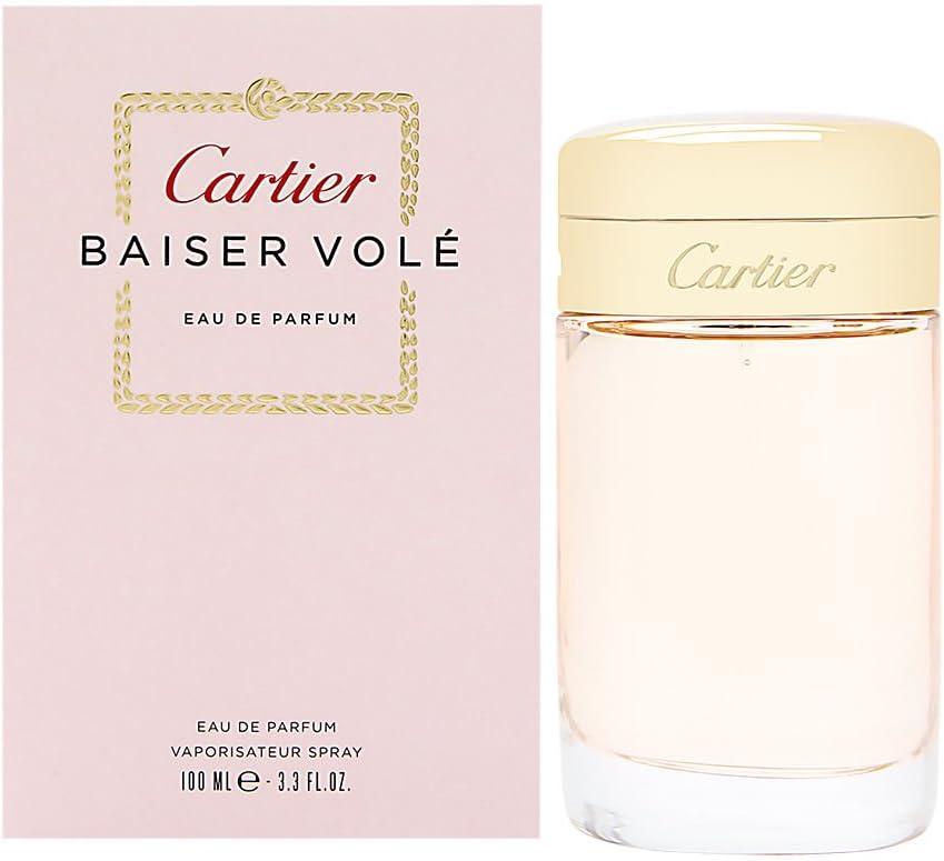 Cartier Baiser Vole Agua de perfume Vaporizador 100 ml