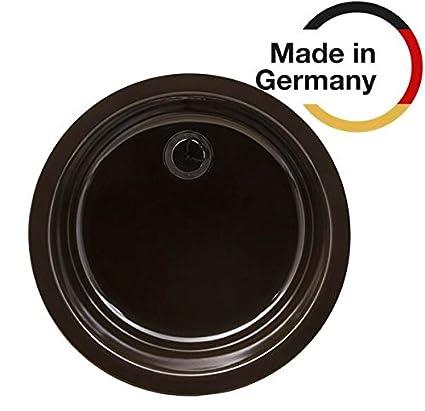 Rieber 72011003 E 39 - Fregadero, color marró n mocca color marrón mocca
