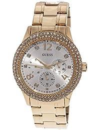 Guess Reloj Guess Dama Reloj para Mujer Oro Talla Unitalla d3e7bc466ce9