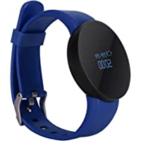 IP67 Waterdicht Intelligent horloge, Smart Bracelet Touch-bediening Fitnesshorloge met stapcalorieteller en sportrecord…