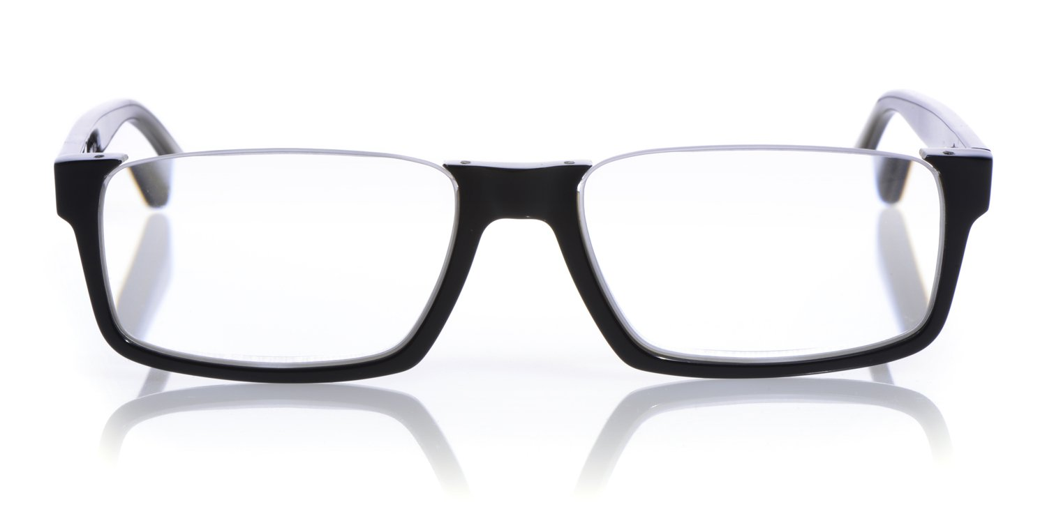 eyebobs Size Matters, Black and horn, Reading Glasses SUPERIOR QUALITY-$89 – because your eyes deserve the good stuff