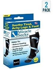 GCM Anti-fatigue Compression Socks to Improve Blood Circulation (2 Pair)