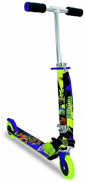 Tortugas Ninja - Scooter de 2 ruedas con correa (DArpèje ...