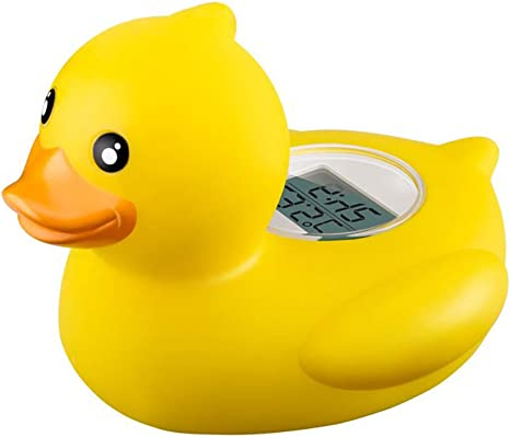 Digital LCD Baby Bath Tub Thermometer Floating Duck Toy Water Temperature/'/""