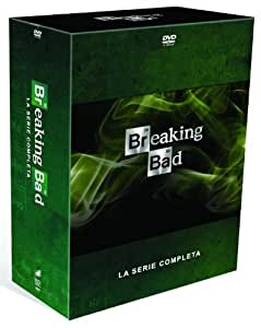 Breaking Bad T1-6 - Pck 6 [DVD]: Amazon.es: Bryan Cranston, Aaron Paul, Anna Gunn, Vince Gilligan, Bryan Cranston, Aaron Paul, Vince Gilligan: Cine y Series TV