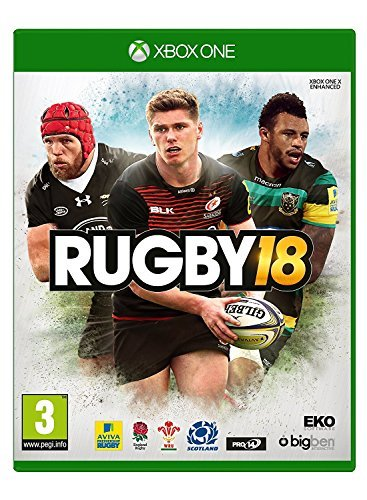 Rugby 18 (Xbox One) (輸入版) (Best Rugby Game Xbox One)