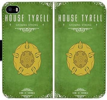 Juego de Tronos Casa Tyrell L2W5D Funda iPhone 6 6S 4,7 ...